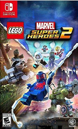 Jogo Super Lego Marvel Heroes 2 - Nintendo Switch