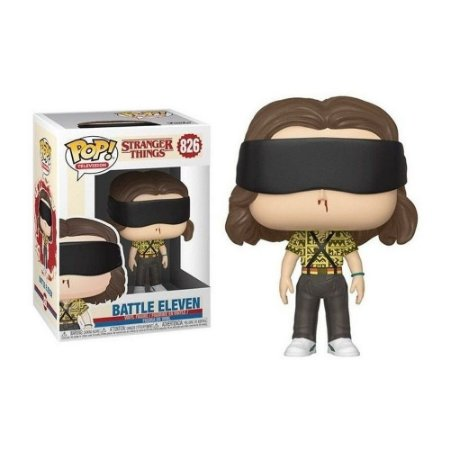 Funko Pop! - Stranger Things - Battle Eleven #826