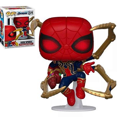 Funko Pop! Marvel - Vingadores Ultimato - Iron Spider #574