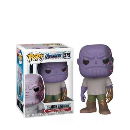 Funko Pop! Marvel - Vingadores Ultimato - Thanos#579