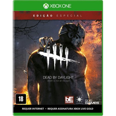 Jogo Dead By Daylight - Xbox One
