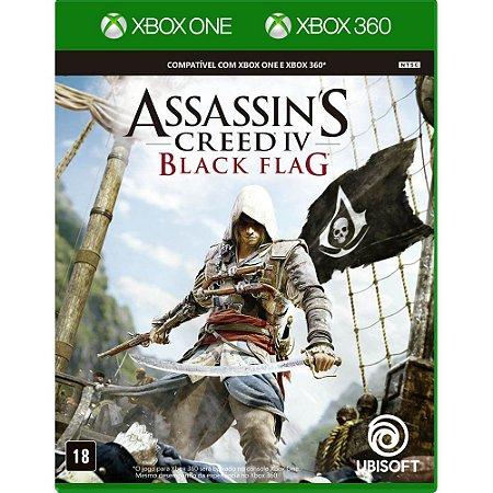 Jogo Assassins Creed IV - Black Flag - Xbox One