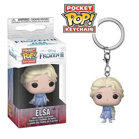 Chaveiro Funko Pop! Disney - Frozen 2 Elsa