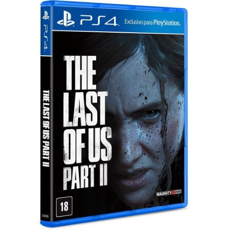 Jogo The Last of Us Part II - PS4