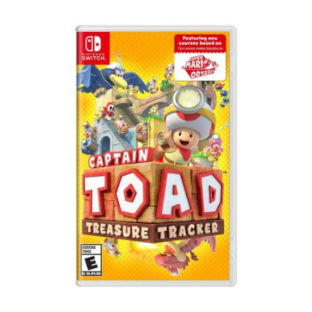 Jogo Captain Toad Treasure Tracker - Nintendo Switch