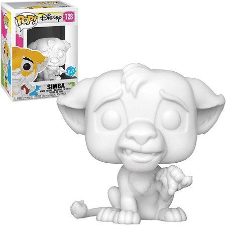 Funko Pop Disney Lion King Simba *D.I.Y* #728