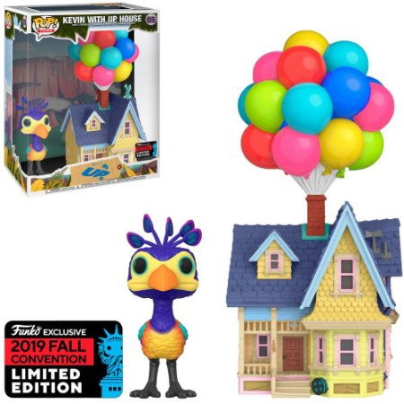 Funko Pop Disney Up - Up House W/Kevin #05