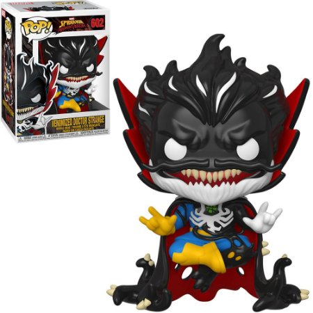 Funko Pop! Marvel - Spider-Man Venom - Doctor Strange #602