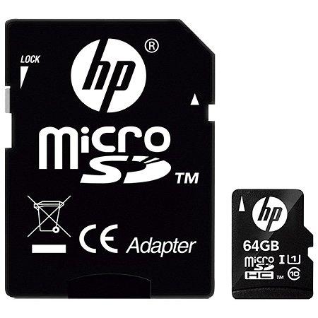 Cartão de Memória Micro SD - HP - 64gb