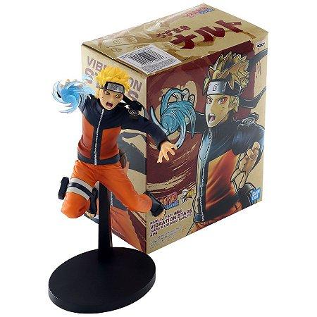 Action Figure Naruto Shippuden Vibration Stars Gara - Naruto B