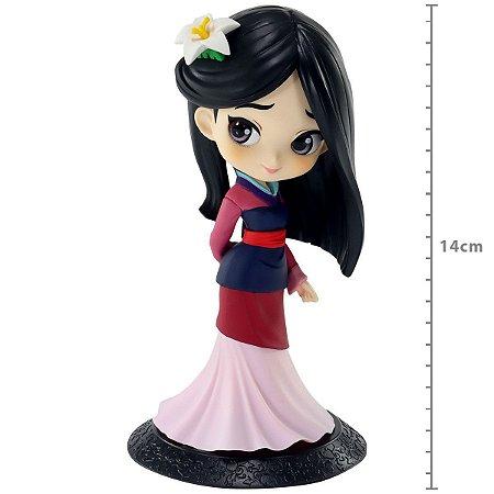 Action Figure Q Posket - Disney - Princesa Mulan