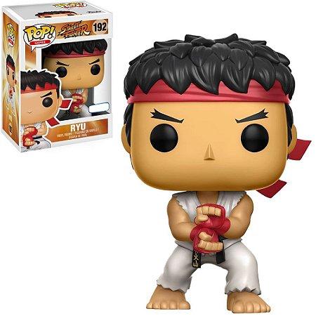 Funko Pop! Street Fighter - Ryu Special Attack #192