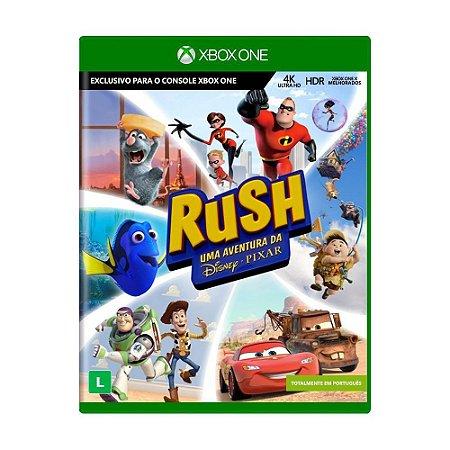 Jogo Rush Uma Aventura Da Disney Pixar - Xbox One