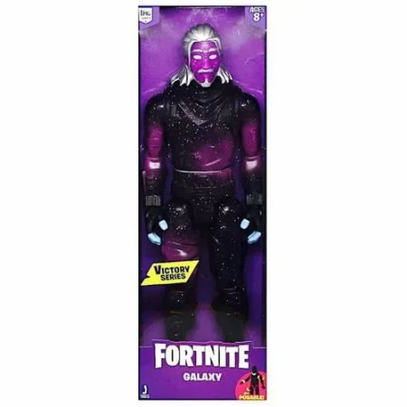 Figura Fortnite Victory Series Galaxy 30 Cm - Sunny 2049
