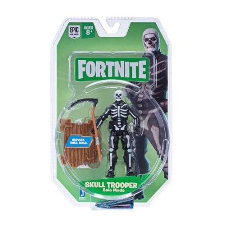 Fortinite - Solo Mode - Skull Trooper