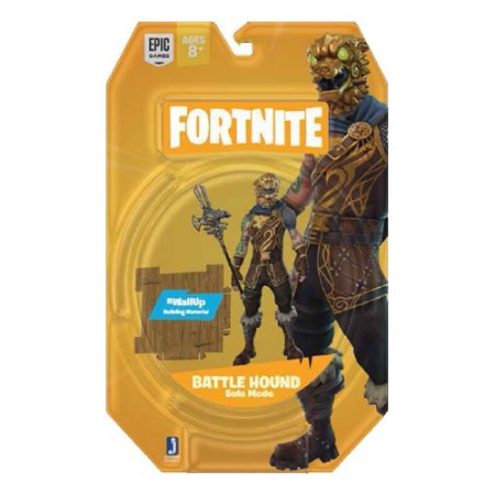 Fortinite - Solo Mode - Battle Hound
