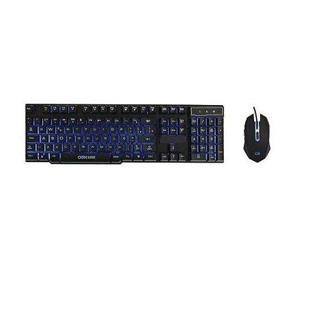 Combo Teclado E Mouse Punch Tm302 - Oex