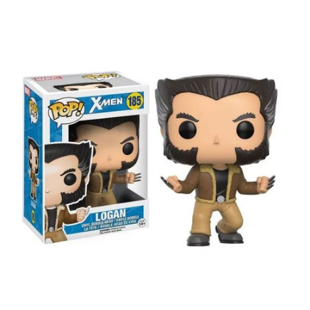 Funko Pop! X-Men Logan  #185