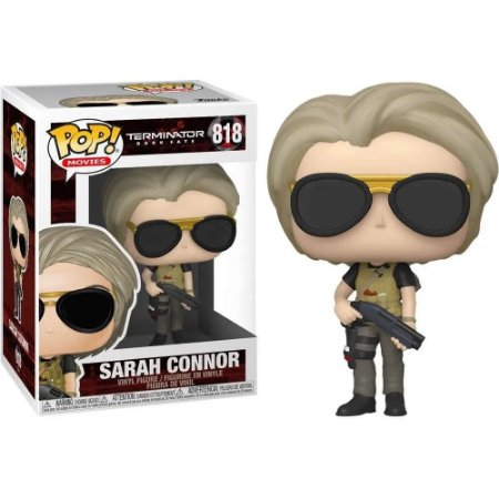 Funko Pop! Terminator Dark Fate - Sarah Connor #818