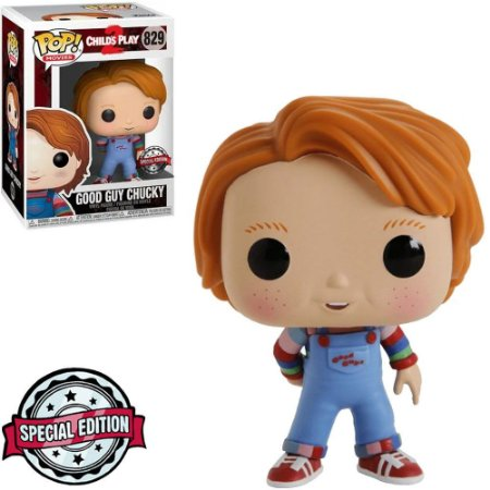 Funko Pop! Movies - Child'S Play 2 Exclusive - Good Guy Chucky #829