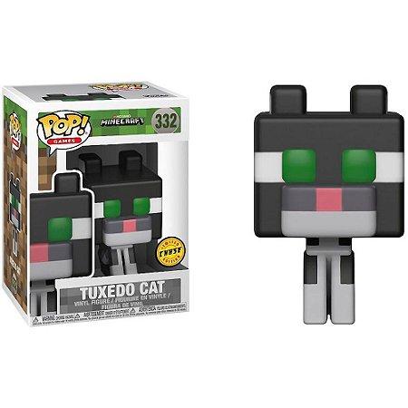 Funko Pop! Chase Minecraft - Tuxedo Cat #332