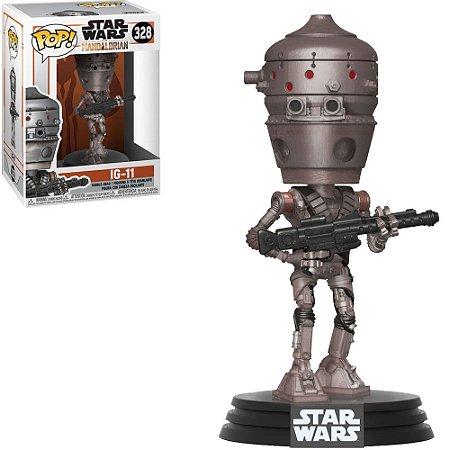 Funko Pop! Star Wars Mandalorian - Ig-11 #328