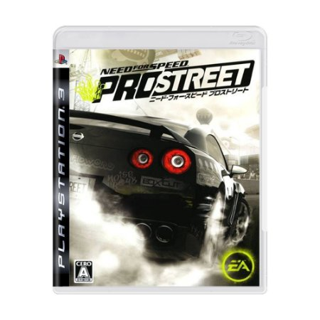 Jogo Need For Speed: Prostreet - PS3