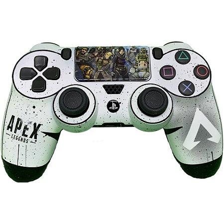 Controle sem Fio Dualshock 4 Sony Personalizado Apex - PS4