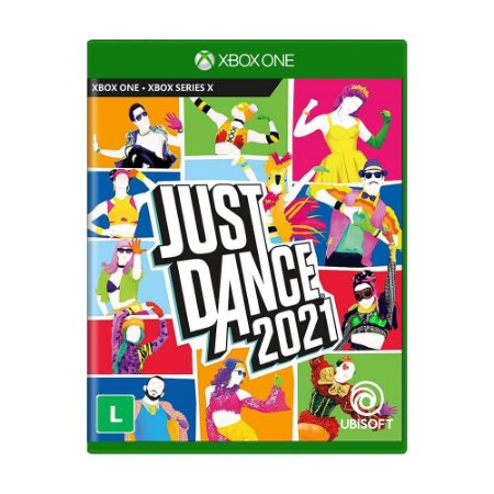 Jogo Just Dance 2021 - Xbox One