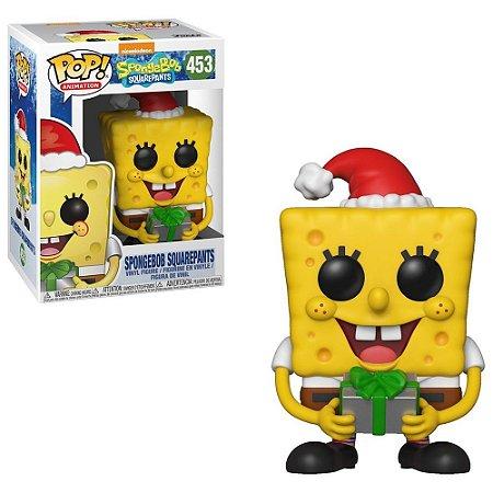 Funko Pop - Bob Esponja - Spongebob Squarepants 453