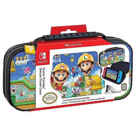 Case Nintendo Switch Mario Maker Hard Deluxe NNS50C