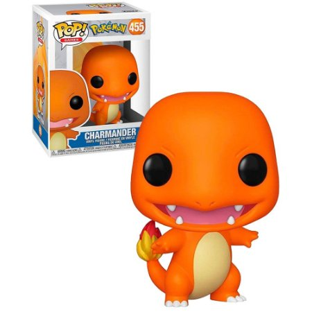 Funko Pop - Pokemon - Charmander 455