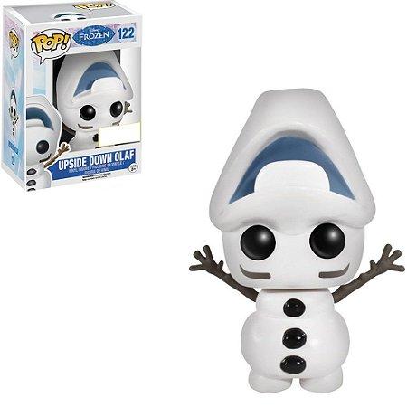 Funko Pop - Disney Frozen - Olaf Upside Down Exclusivo 122