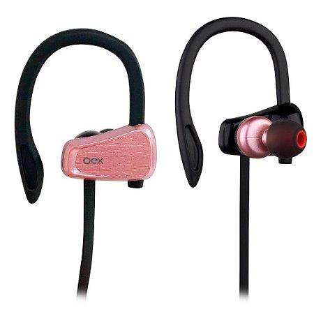 Fone de Ouvido Bluetooth FN410 Rosa - Oex