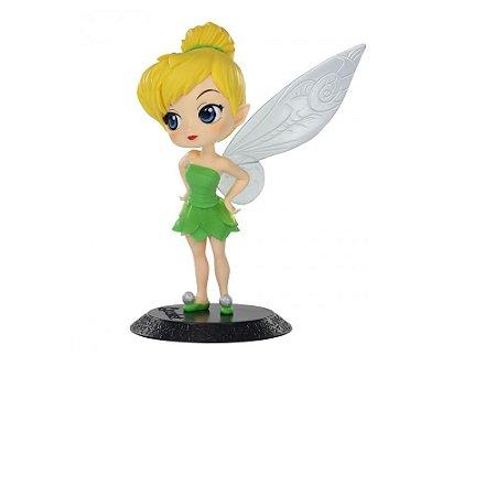 Action Figure Qposket Disney - Tinker Bell - Sininho
