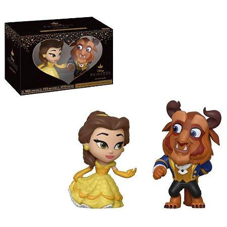 Funko Vinyl Minis Disney Belle & Beast 2Pack