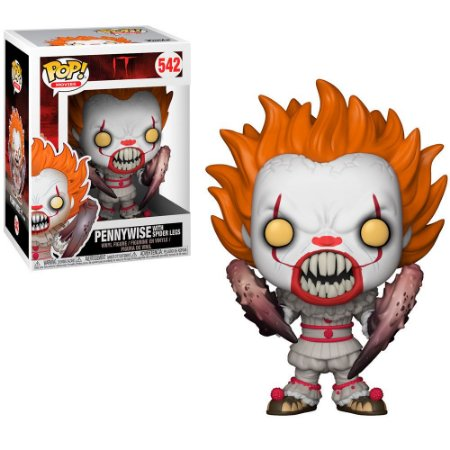 Funko Pop It 2 Pennywise Spider Legs 542