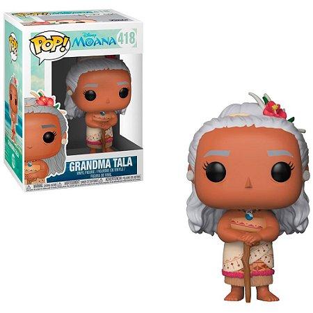 Funko Pop Disney Moana Grandma Tala 418