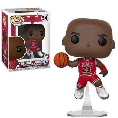 Funko Pop Nba Bulls Michael Jordan 54