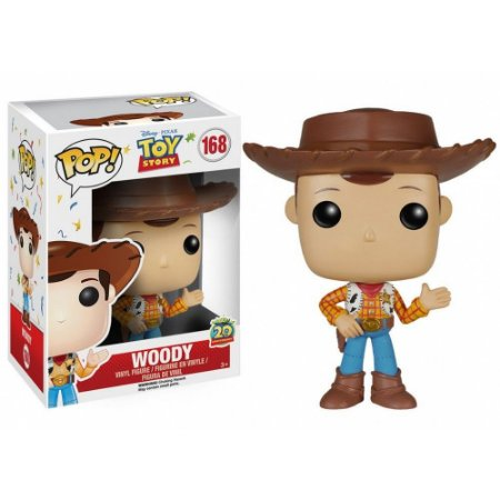 Funko Pop Toy Story Woody 168