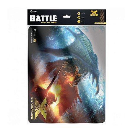 Mouse Pad Gamer Vx Gaming Vinik Battle 250X210X20mm