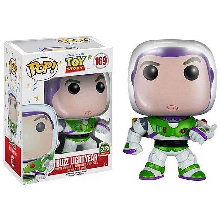 Funko Pop Toy Story Buzz Lightyear 169