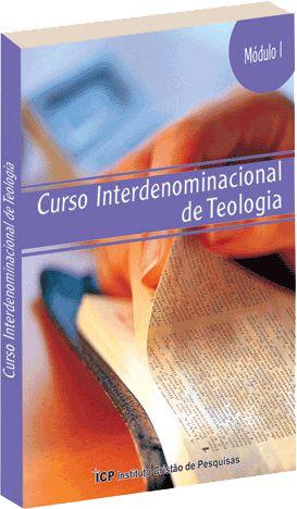 Curso Interdenominacional de Teologia à Distância - Básico - 5 Módulos