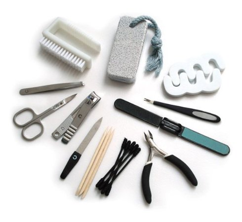 Kit Manicure e Pedicure Completo - Basicare