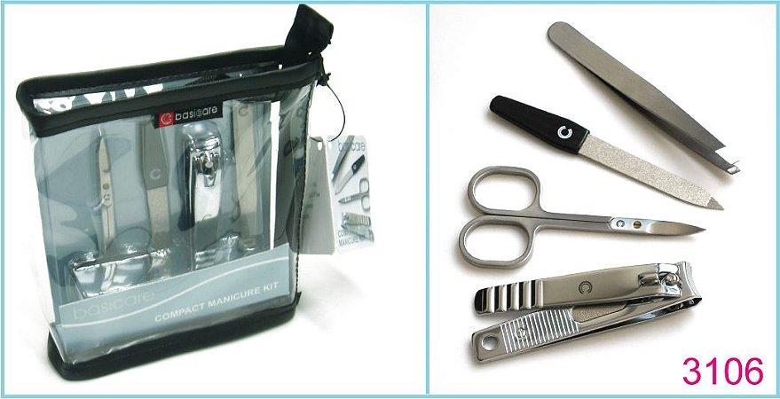 Kit Manicure Compacto - Basicare