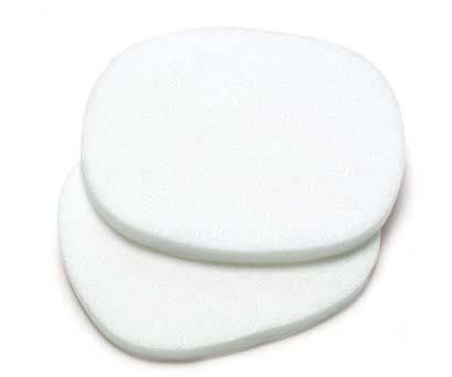 Esponja para Limpeza Facial em Celulose Sintética  X2 - Basicare