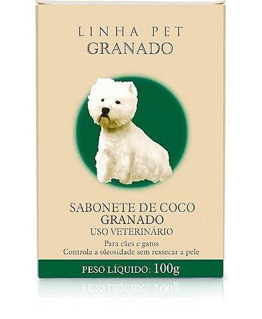 SABONETE  PARA CACHORRO - GRANADO PET COCO