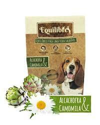 [PRÓXIMO DA VALIDADE] - Biscoito Equilibre para Cães Adultos Sabor Alcachofra e Camomila - 200 gr