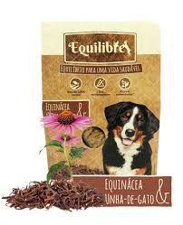 [PRÓXIMO DA VALIDADE] - Biscoito Equilibre para Cães Adultos Sabor Equinácea e Unha de Gato - 200 gr