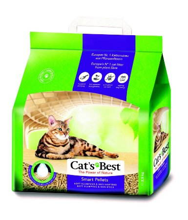 Areia de Gato Cat's Best 2,5KG (The Power of Nature)